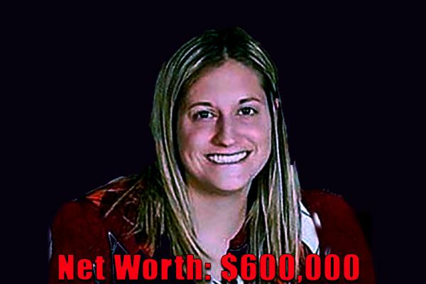 Image of Respiratory Therapist, Allicia Shearer net worth is $600,000