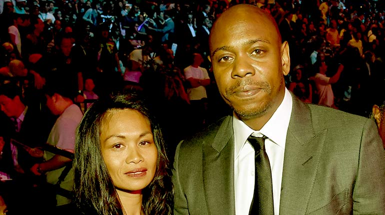 Image of Elaine Chappelle: Facts about Dave Chappelle Wife, Age, Children, Net Worth