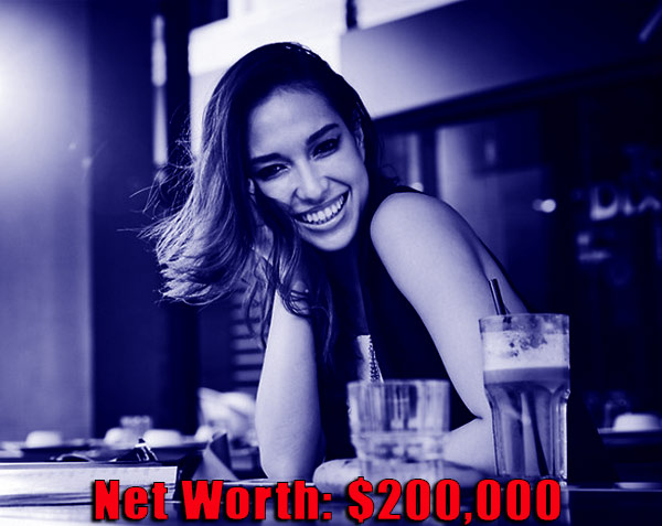 Image of Yoga instructor, Liv Lo net worth is $200,000