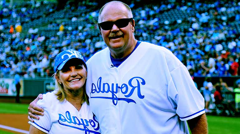 Image of Andy Reid Wife Tammy Reid Biography, Husband, Children, Son's Death, Son Jailed, Facts