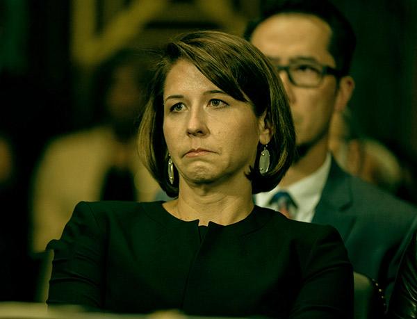 Image of American public official, Ashley Estes Kavanaugh