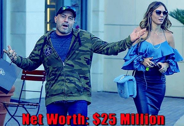 Image of Jessica Rogan husband Joe Rogan net worth is $25 million