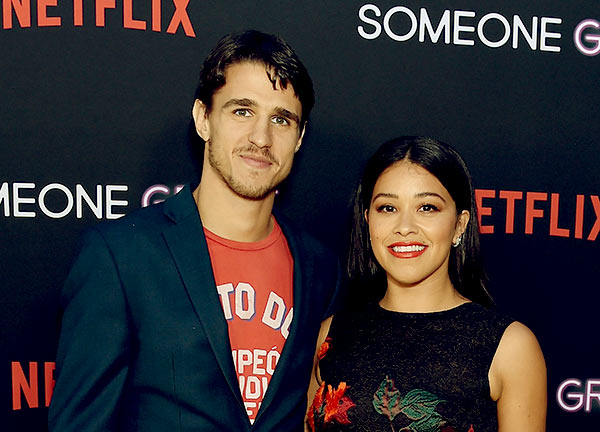 Image of Joe Locicero with his wife Gina Rodriguez