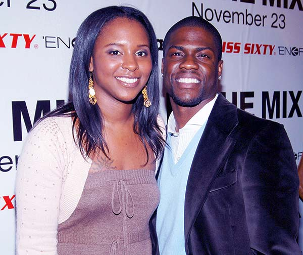 Image of Caption: Eniko Parrish husband kevin first wife Torrei Hart