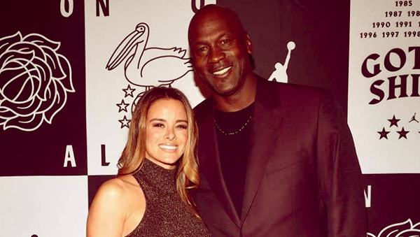 Image of Caption: Juanita Vanoy's Ex-Husband Michael Jordan is now married to Yvette Prieto.