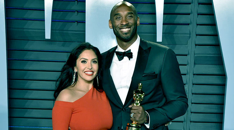 Image of Seven Facts About Kobe Bryant's Vanessa Laine Byrant