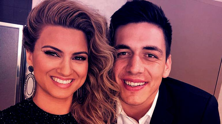 Image of André Murillo: Wiki bio, age, and facts about Tori Kelly Husband.