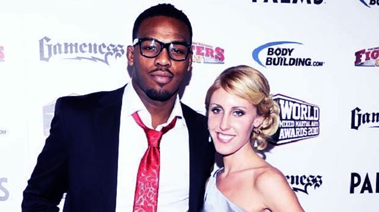 Image of Jon Jones' Wife Jessie Moses' Biography and 7 Facts.