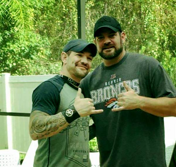 Image of Leland Chapman and Duane Lee Chapman