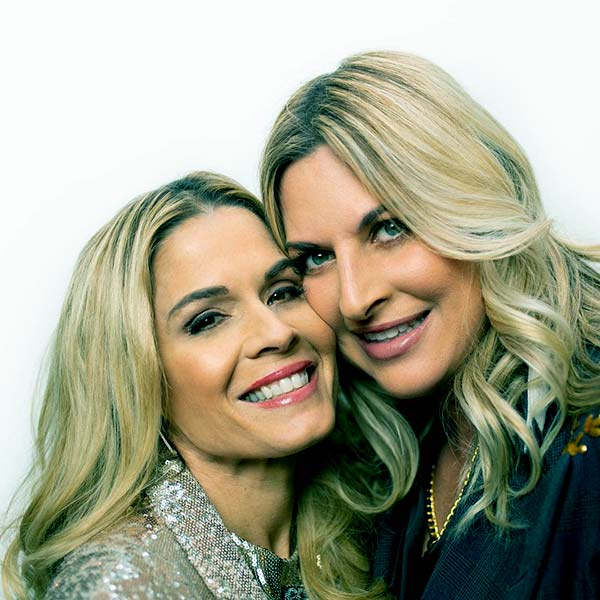 Image of Caption: Cat Cora is currently married with Nicole Ehrlich