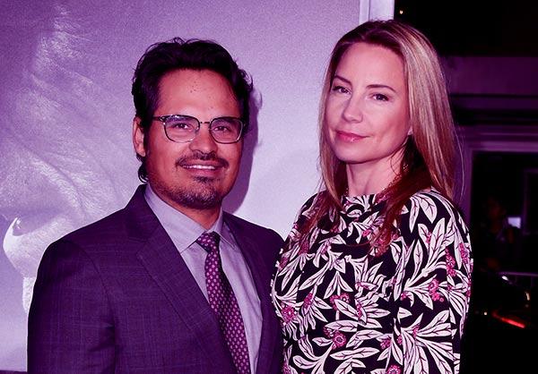 Image of Caption: Screenwriter, Brie husband Michael Pena net worth