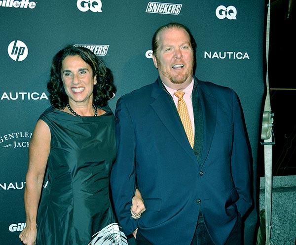 Image of Caption: Susi and her husband Mario Batali net worth