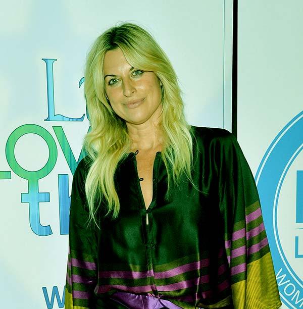 Image of Caption: TV producer, Nicole Ehrlich