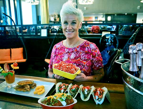 Image of Chef, Anne Burrell net worth