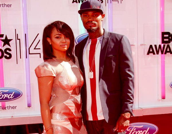 Image of Danny Kilpatrick with his wife Kyla Pratt