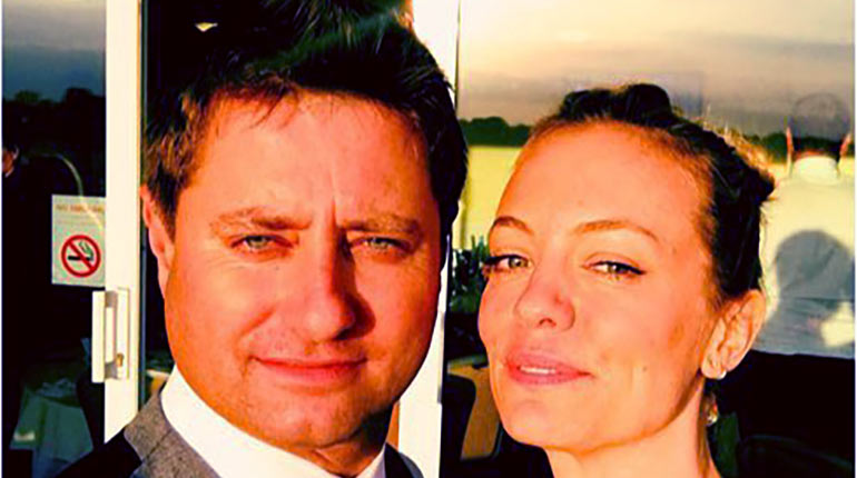 Image of George Clarke Wife: Is he married to Katie after Catriona Drummond.