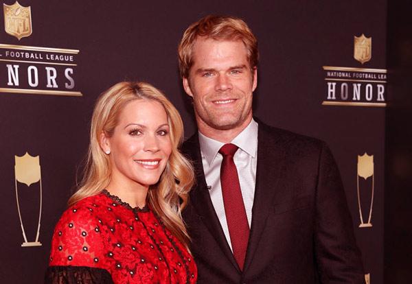 Image of Kara Dooley with her husband Greg Olsen
