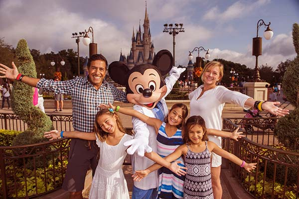 Image of Rebecca with her husband Dr. Sanjay along with their kids