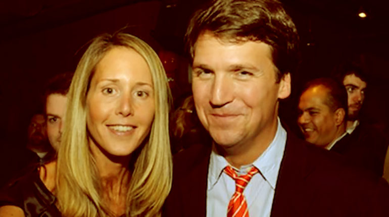 Image of Who is Tucker Carlson Wife Susan Andrews