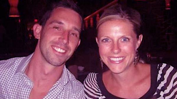Image of Mandy Shanahan with her husband Kyle Shanahan