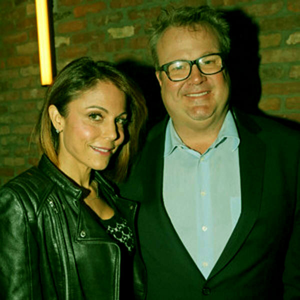 Image of Eric Stonestreet with his rumored girlfriend Bethany Frankel