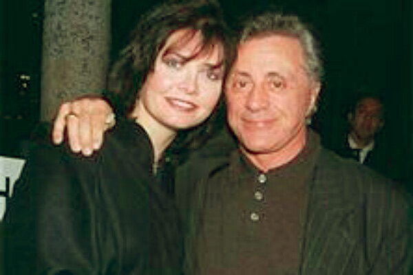 Image of Frankie Valli third wife Randy Clohessy