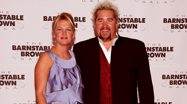 Image of Guy Fieri Wife Lori Fieri's Wiki, Biography, and facts.