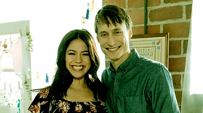 Image of Molly Yeh Husband Nick Hagen Net worth, Farm, Wiki Biography.